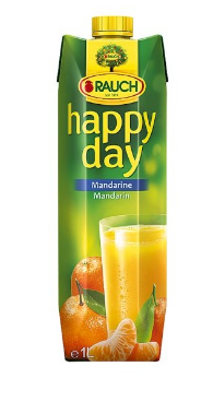 JUS DE MANDARINE HAPPY DAY 1L *12