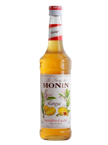 SIROP MANGUE MONIN *6