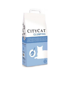 SANICAT CITY CAT CLUMPING AGGLO 5KG *1