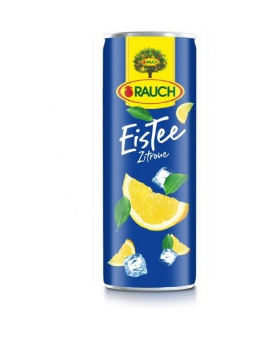 ICE TEA CITRON RAUCH CANNETTE 35,5 CL *24