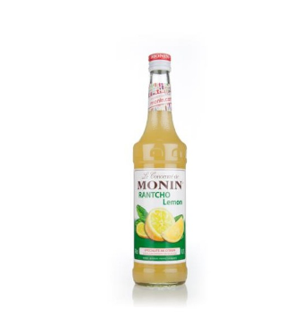 CONCENTRE DE MONIN RANTCHO LEMON 70CL *6