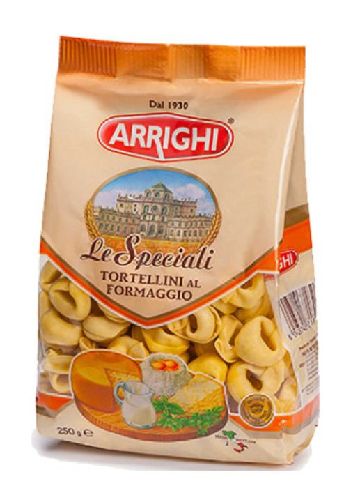 TORTELLINI AU FROMAGE ARRIGHI 250G*24