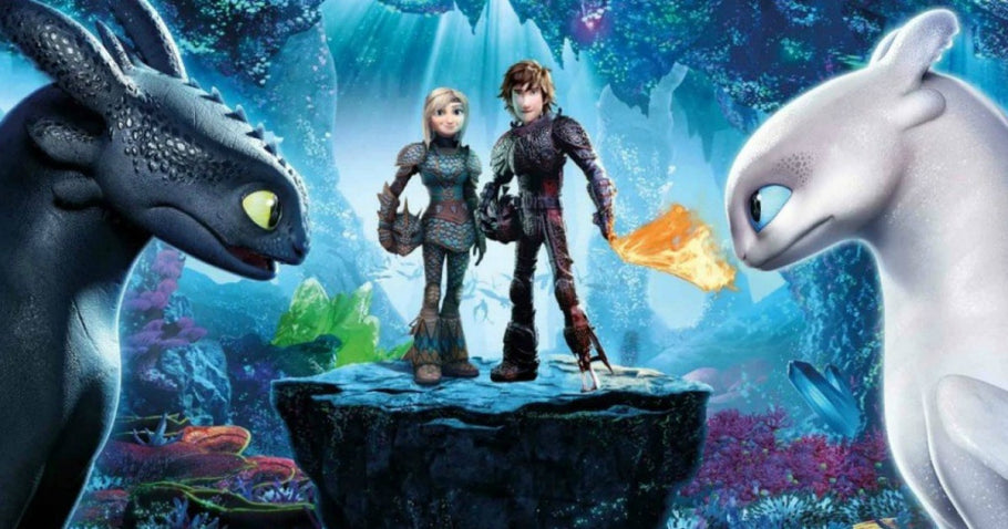 How to Train Your Dragon 4K Ultra HD + Blu-ray Only $12.99