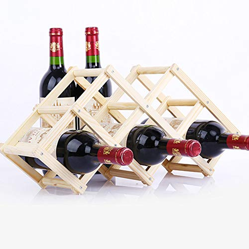 Best and Coolest 20 Solid Wood Wine Racks