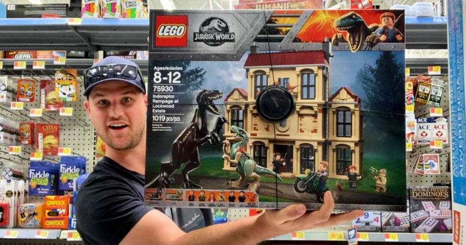 Up to 50% Off LEGO Sets at Amazon & Walmart