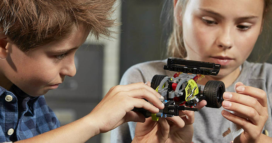 LEGO Technic Whack! Race Car Set Just $11.99 (Regularly $20)