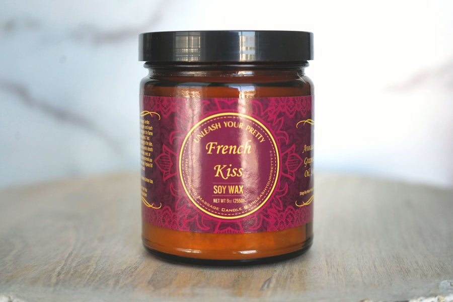 French Kiss Moisturizing Soy Candle