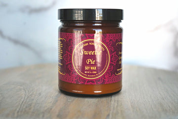 Sweetie Pie Moisturizing Soy Candle