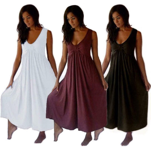 Jersey NightGown Dress