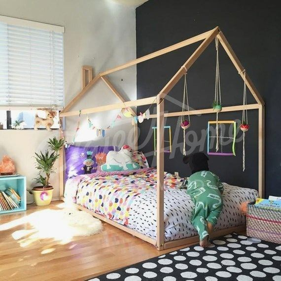 Enjoyable Toddler House Bed