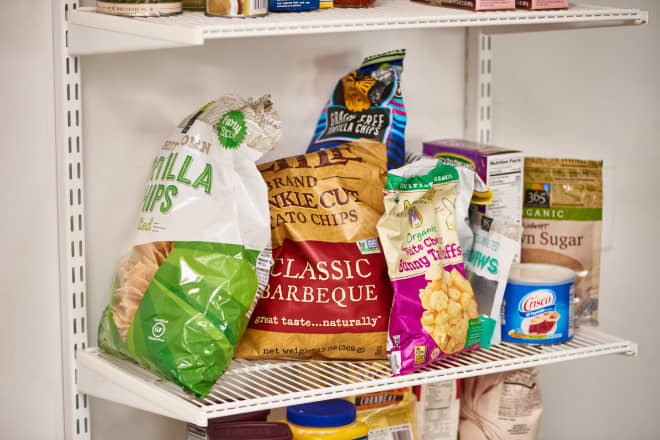 You Should Keep Some Pants Hangers in Your Pantry — Here's Why