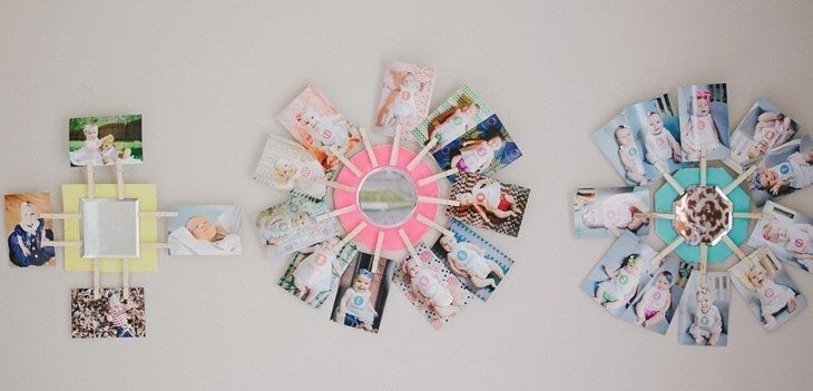 Licious Clothespin Picture Hanger