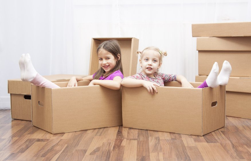 Selling a home is no easy feat, but it becomes much more difficult when little ones are running around the home you're trying to sell