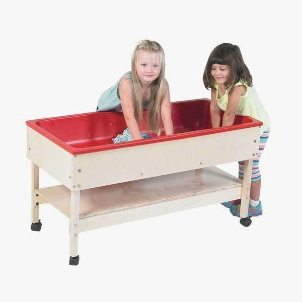 Fresh Sand And Water Table