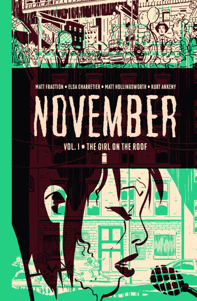 The Sunday Magazine: November by Matt Fraction