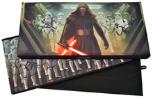 Load image into Gallery viewer, Heavy duty star wars storage bench and toy chest officially licensed perfect for any playroom or bedroom