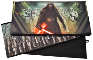 Heavy duty star wars storage bench and toy chest officially licensed perfect for any playroom or bedroom