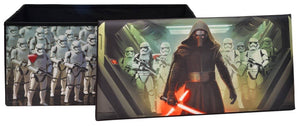 Home star wars storage bench and toy chest officially licensed perfect for any playroom or bedroom