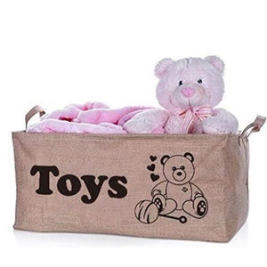 Extra Large Storage Toy Basket