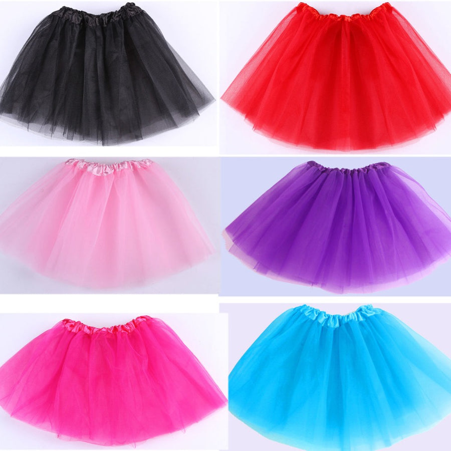 27 Y 1Pc Dance Short Mini Tutu Bubble Pettiskirt Breathtaking Festival Dress