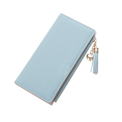 Wallet Coins Cute Wallet Women Long Leather Women Wallets Zipper Purses Portefeuille Wallet Purse Clutch