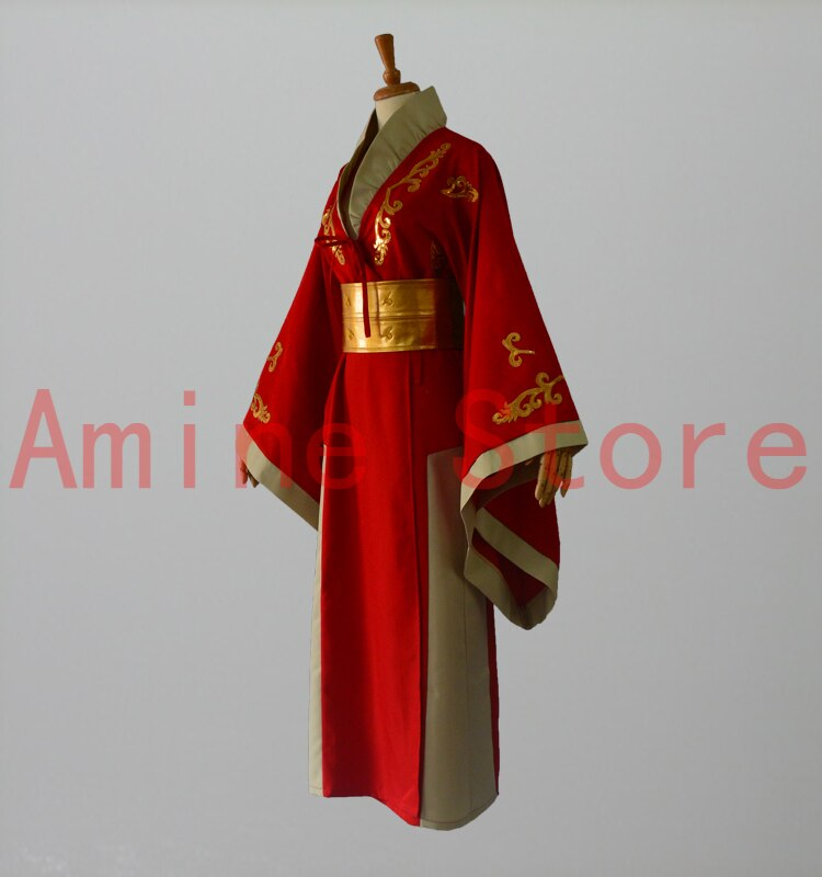 Game Of Thrones Cersei Lannister Cosplay Red Medieval Dress Adult Women Halloween Carnival Costume Custom Made