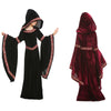 Halloween Carnival Cosplay Party Performance Costume Medieval Kids Dress 15th Century Classical Retro Costume