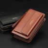 PU Leather Men Wallet Casual Wallet Men Purse Clutch Bag Wallet Long Design Handbag Large Capacity Man