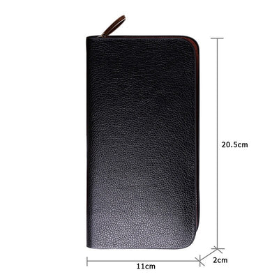 Long Wallet Clutch Bird Women Purse Simple Fashion Coin ID Card Holder Male Phone Bag Men Leather Purse Portefeuille Femme
