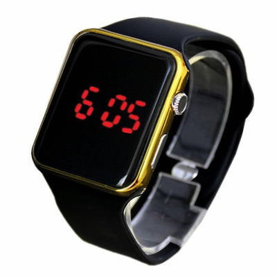 Hot Sale Sport Digital Watch Men Women LED Watch Silicone Electronic Watch Couple Watches Clock relogio digital montre homme