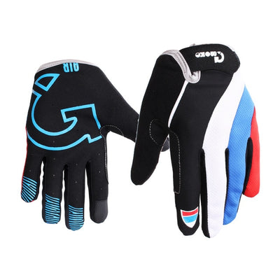 2016 Air Full Finger Men Women Cycling Gloves Touch Screen Sports mtb Mountain bike bicycle Automotive glove sport breathable