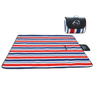 Outdoor Picnic Mat Camping Baby Climb Plaid Blanket Beach Waterproof Moistureproof Picnic Blanket Baby Mat Camping Mat from Ru