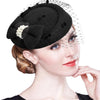 Ladies Weddings Derby Hat Women Elegant Vintage Cocktail Tea Party Derby Church Hats