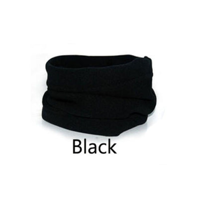 2018 1PC 3in1 Unisex Beanie Hats Ski Snood Scarf Women Men Thermal Fleece Scarf Snood Neck Warmer Face Mask Winter Spring