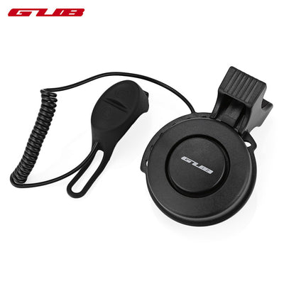 GUB Q - 210 Rechargeable Waterproof Loud Volume Cycling Handlebar Electric Bike Ring Mini Alarm Bell Electronic Bicycle Horn