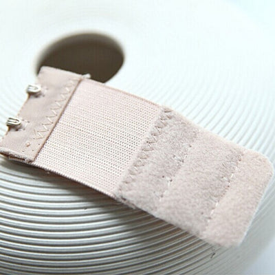 3 Colors 1Pcs Women Bra Strap Extender 2 Rows 2 Hooks Bra Extenders Clasp Strap Sewing Tools Intimates Accessories