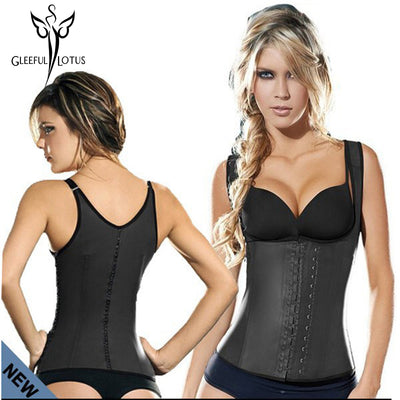 Latex waist cincher women slimming body shaper waist Trainer corsets body shaper fajas fajas reductoras body corselet corsetto