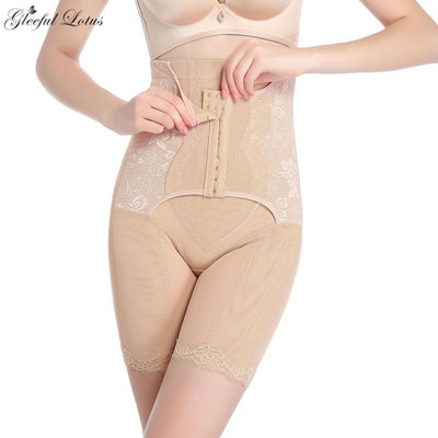 Tummy Shaper Body Shapewear Women Butt Lifter Corrective Underwear Colombian Girdle Stomach Slimming Belt Shorts For Weight Loss
