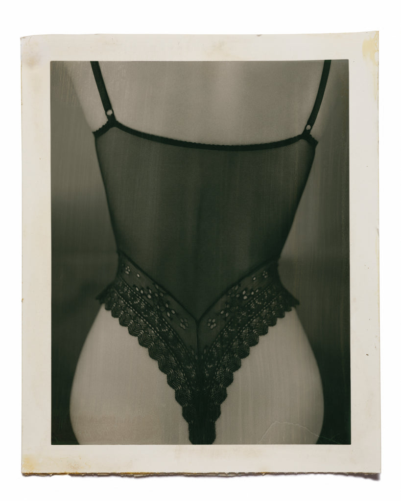 Polaroids - Model, Paris