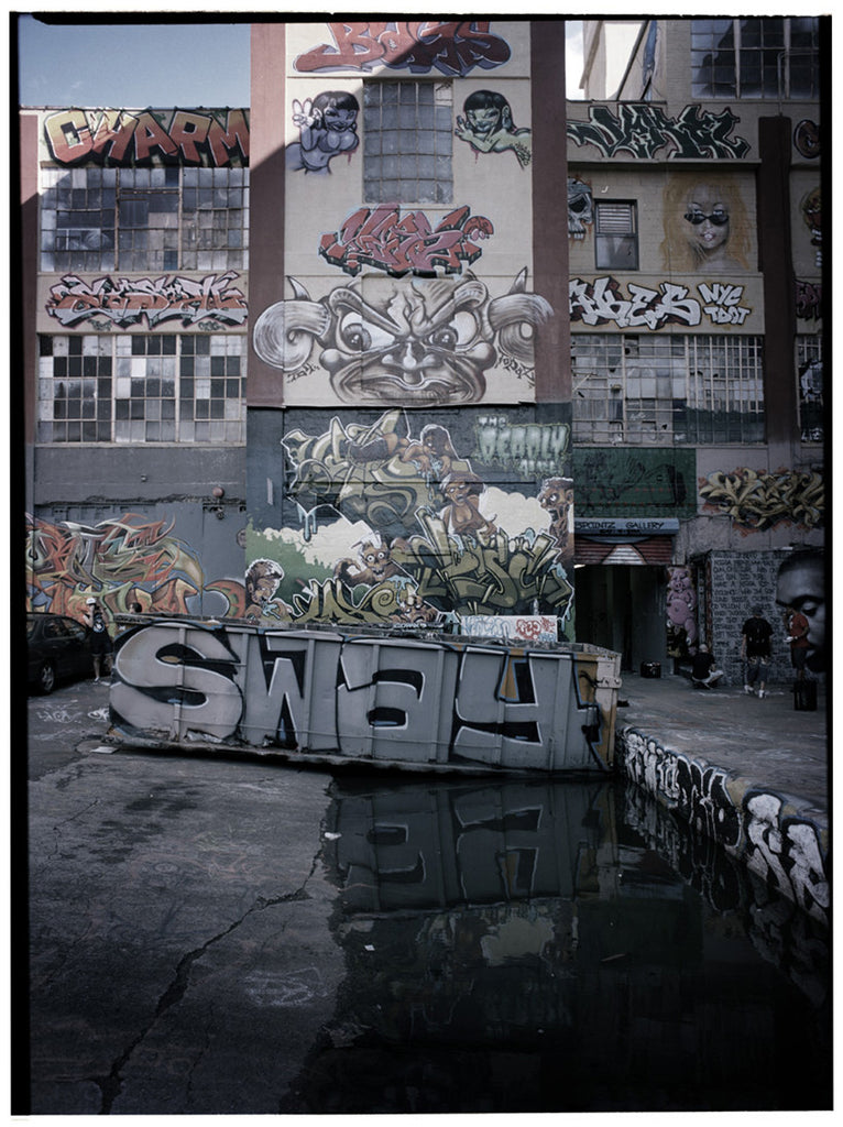 5 Pointz Requiem #1