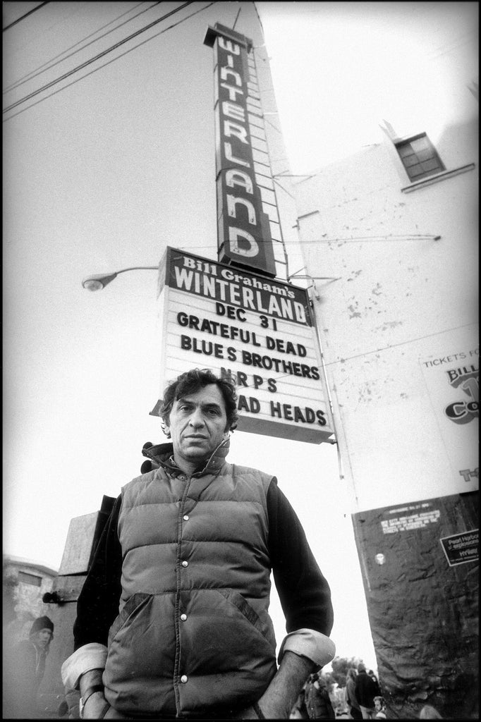 Total Excess- Bill Graham, Last Show At Winterland