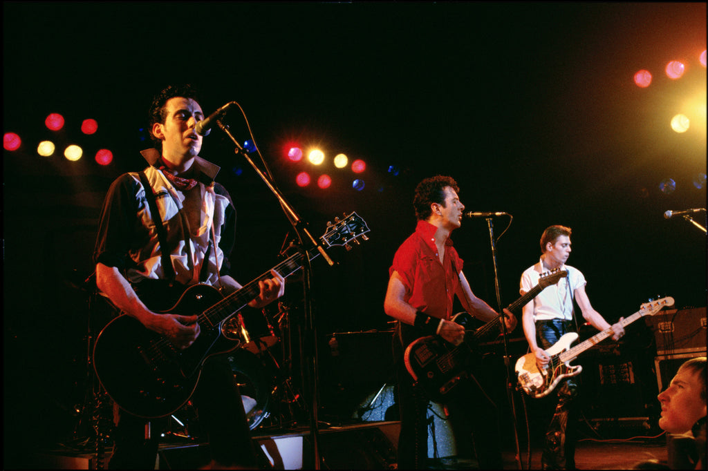 Total Excess- The Clash At The Warfield