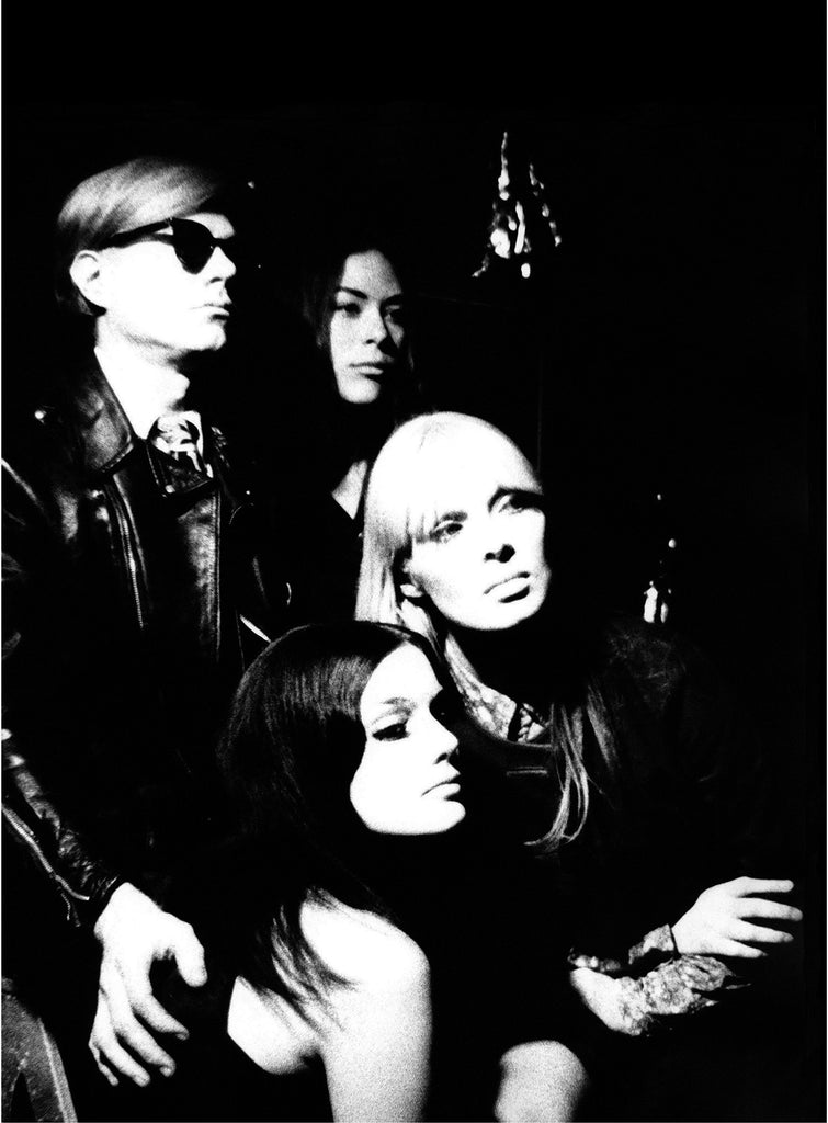 The Silver Age - Andy Warhol, Mary Woronov, Nico, and Susan Bottomly