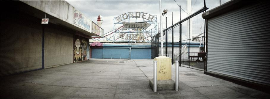 Ghosts - Coney Island, #1