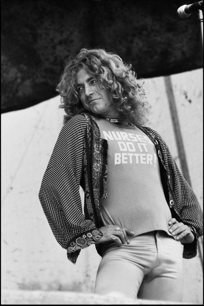 Total Excess- Robert Plant, Led Zeppelin At Day On The Green