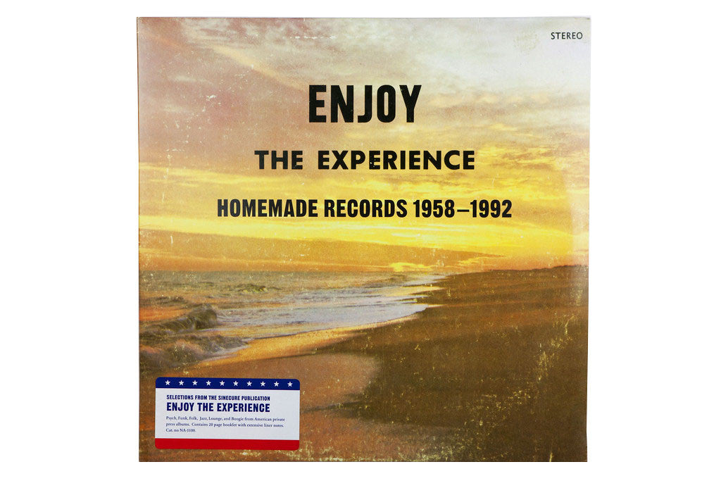 Enjoy the Experience: Homemade Records 1958-1992 (2LP) Vinyl