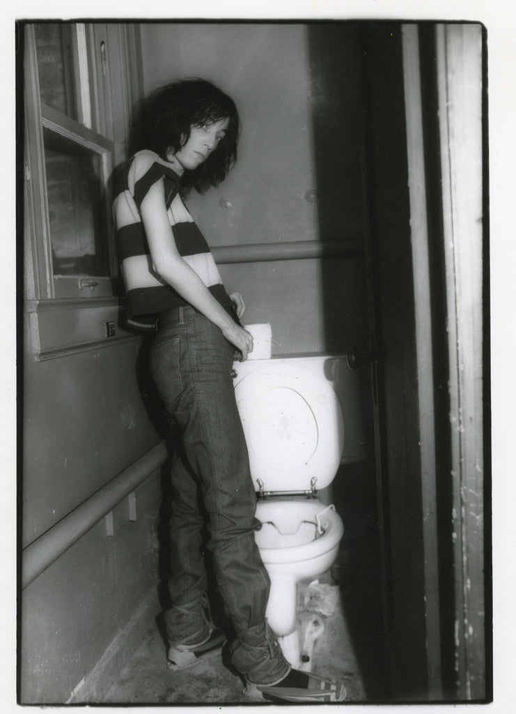Total Excess- Patti Smith At The Boarding House