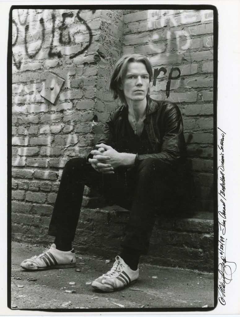 Total Excess- Jim Carroll in Mabuhay Alley, North Beach #1