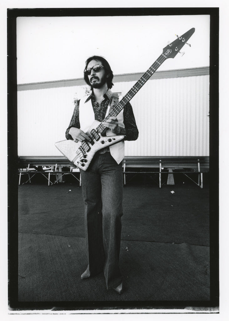 Total Excess- John Entwistle, The Who At Day On The Green