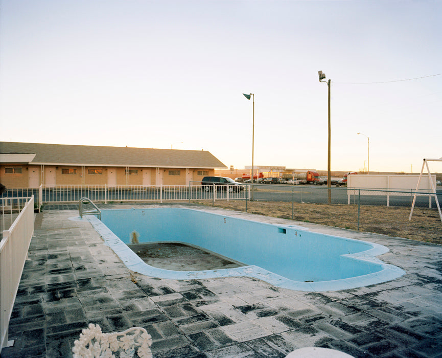 Photographs From the American Southwest - Pool (TX)